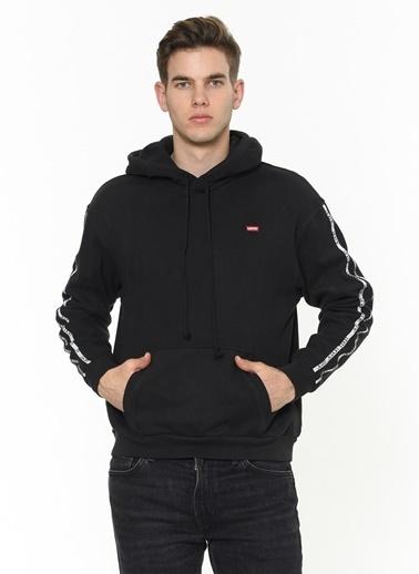 Levi's® Sweatshirt Siyah